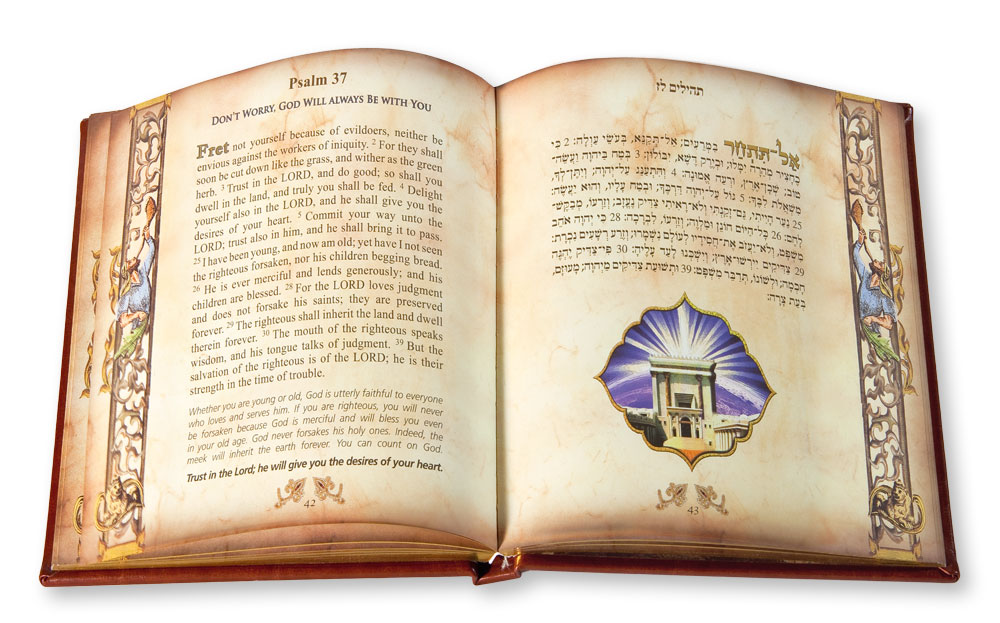 Tehillim The Psalms Of King David Insights And Inspirations